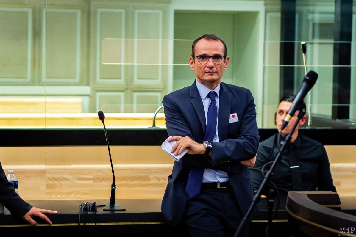 Pierre Viard - Président du Tribunal de Perpignan