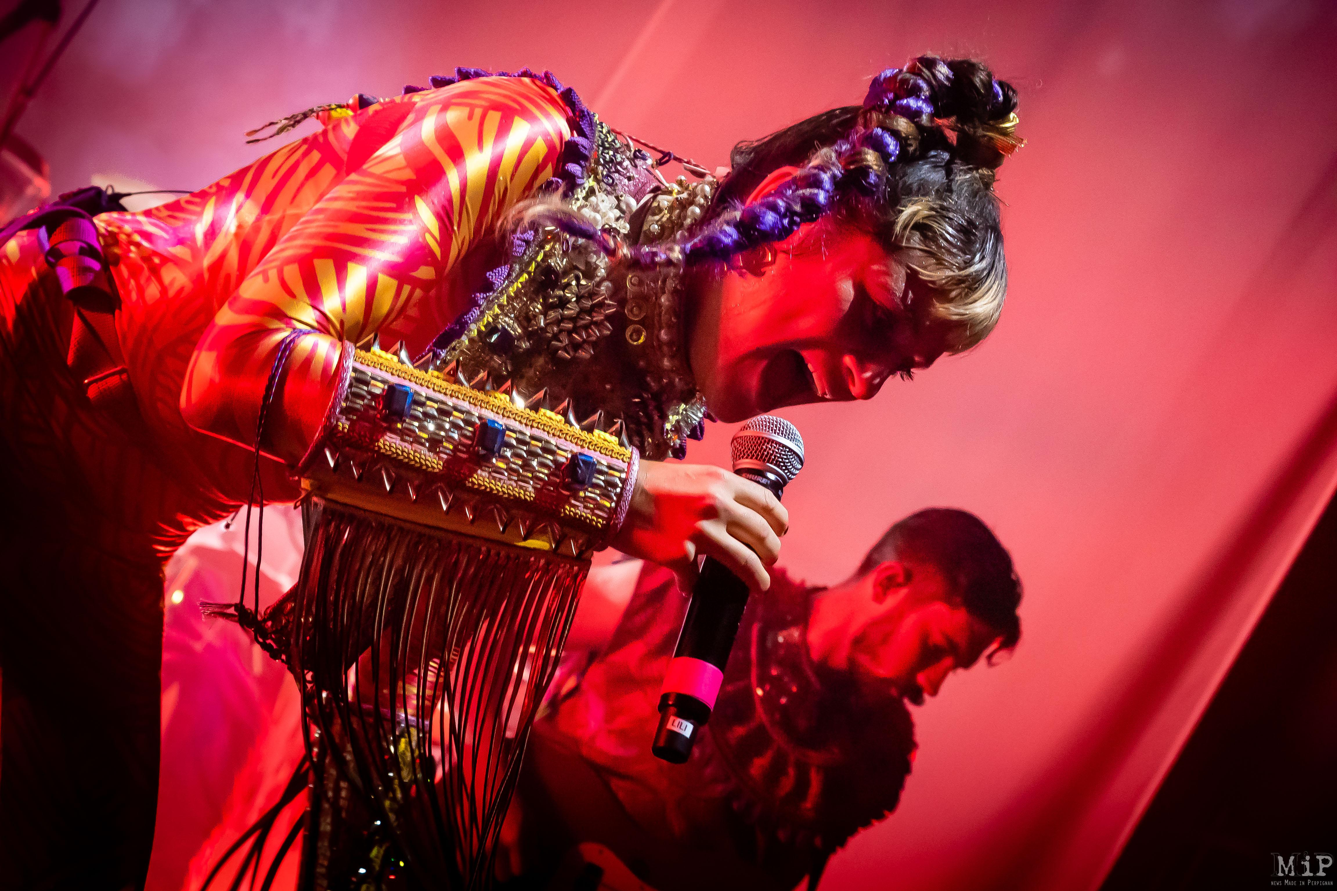 Deluxe Concert El Mediator Perpignan 2019 Tournée Boys and Girl Egoraphobia