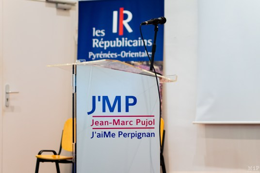Election du président parti Les Républicains Perpignan Christian Jacob