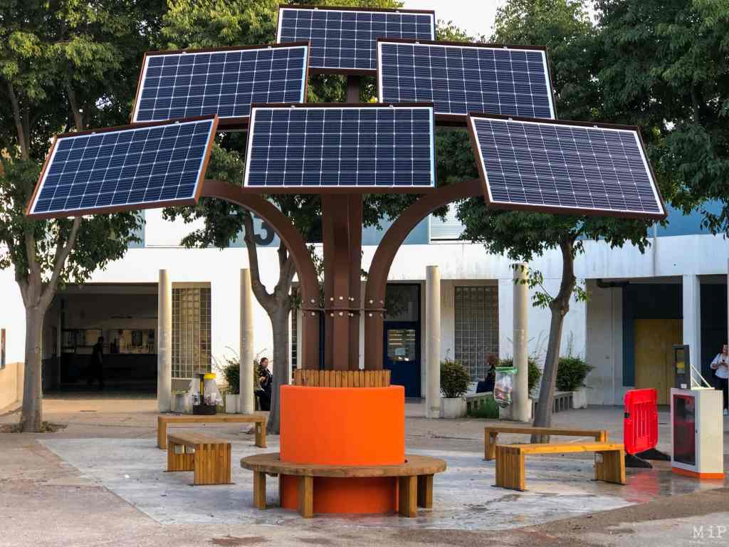 Elios Arbre solaire - UPVD