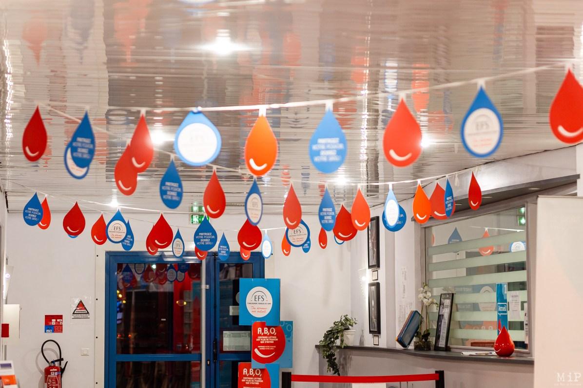Etablissement français du sang don du sang et de plaquettes collectif Hello le Sud