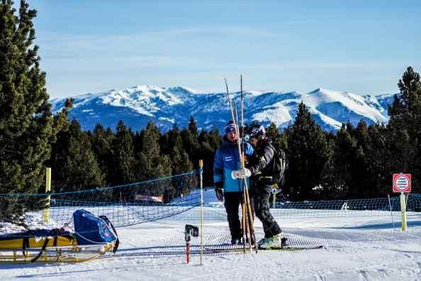 Les Pyrénées - Février 2019 - Font Romeu