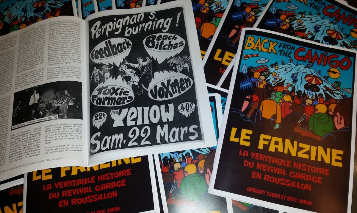 Back From The Canigó Garage Punks Vs Freakbeat Mods – Perpignan 1989-1999