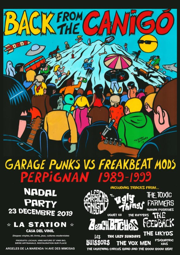 Back From The Canigó