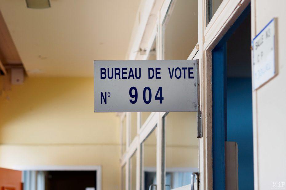Jour d'élection - Perpignan