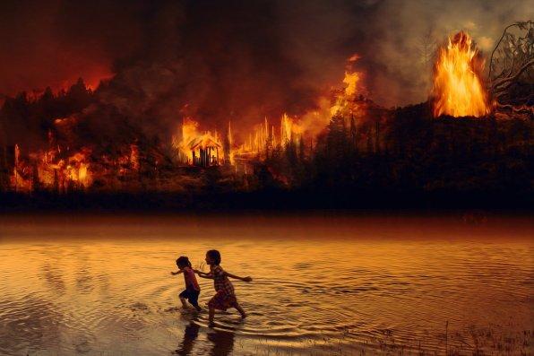 Amazonie en feu écologie et église catholique