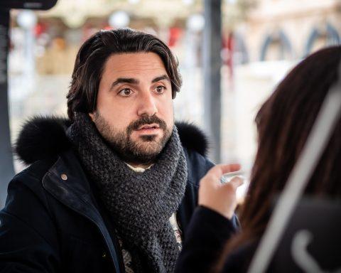 Alexandre Bolo interview 2020 campagne municipales Perpignan