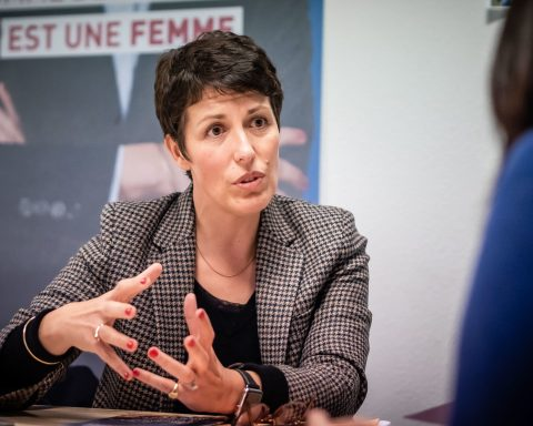 Clotilde Ripoull interview 2020 campagne municipales Perpignan