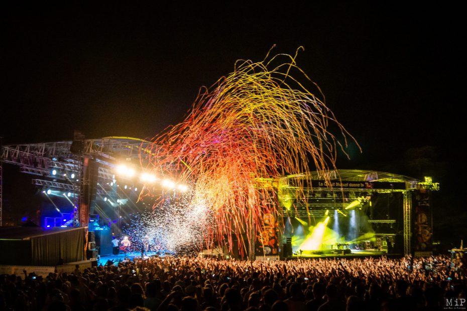 Festival Les Déferlantes Sud de France Juillet 2016 Argelès-sur-Mer