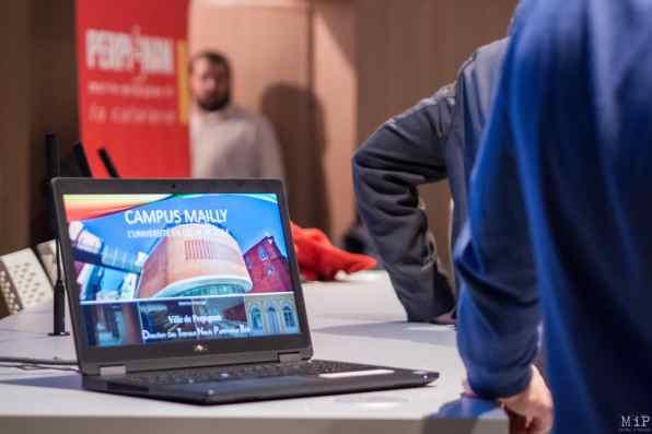 UPVD Université en centre ville - Lancement de la phase 2 du campus Mailly