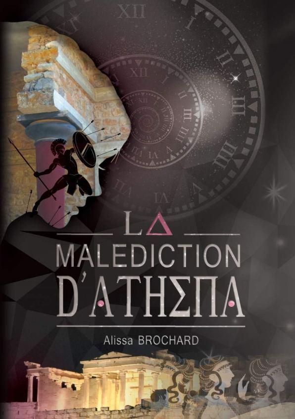 Alissa Brochard la malédiction d'Athéna