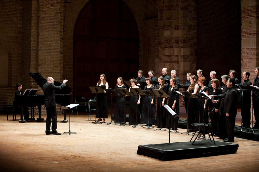 Festival Musique Sacrée Choeur de chambre Les Éléments © F. Passerrini