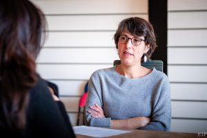 Caroline Forgues interview 2020 campagne municipales Perpignan