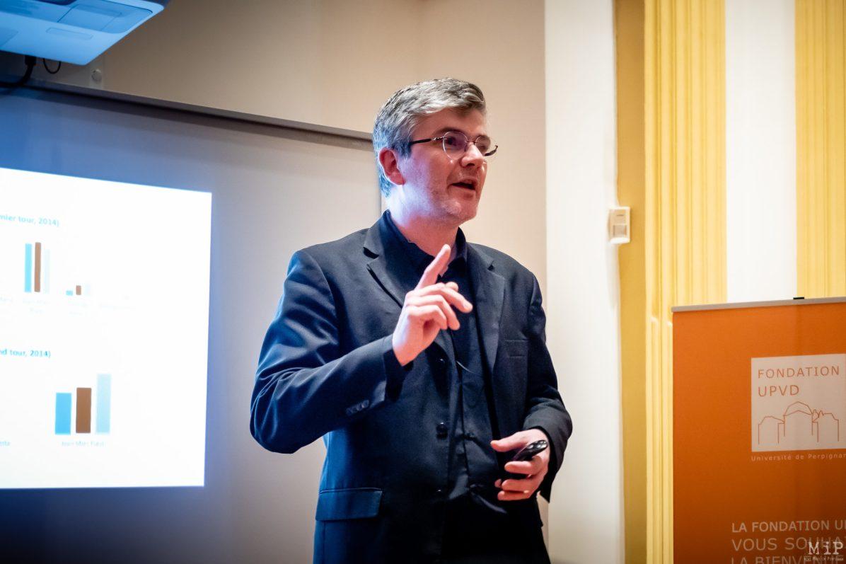 19/02/2020 - Conférence de l'historien Nicolas Lebourg.