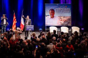 Meeting Louis Aliot Thierry Mariani Perpignan municipales-05-2020-01-31-19-22
