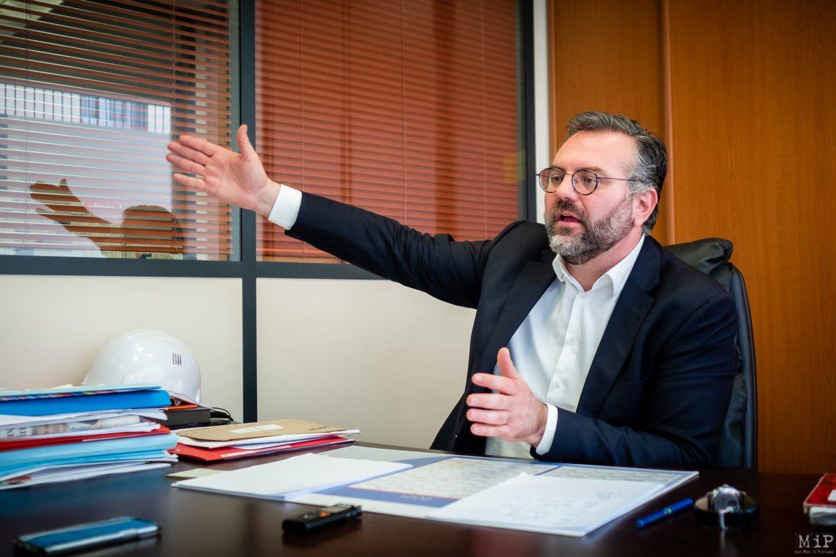Romain Grau interview 2020 campagne municipales Perpignan