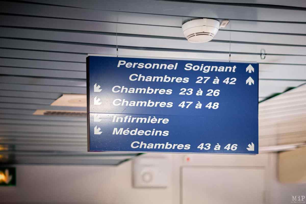 21/04/2020, Sorède, France, EHPAD Résidence des Valbères © Arnaud Le Vu / MiP