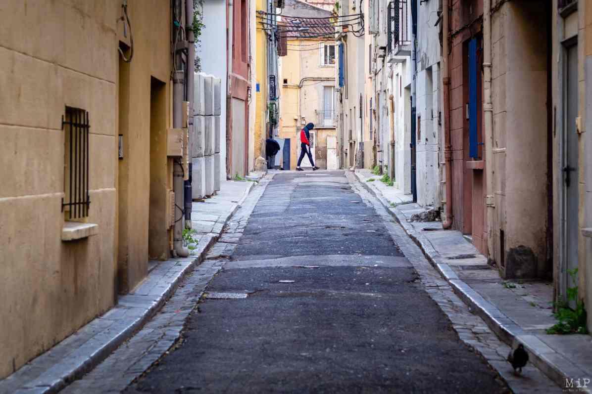 29 Avril 2020 - Guetteur dans un quartier défavorisé de Perpignan