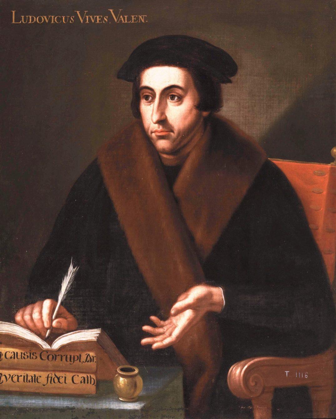 Joan Luis Vives © Wikipedia
