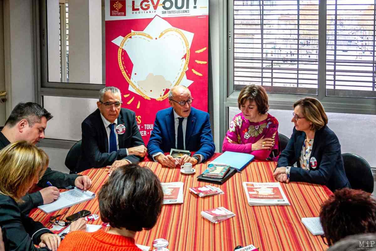 29/11/2017, Perpignan, France, Archives LGV Ligne grande vitesse SNCF région Occitanie