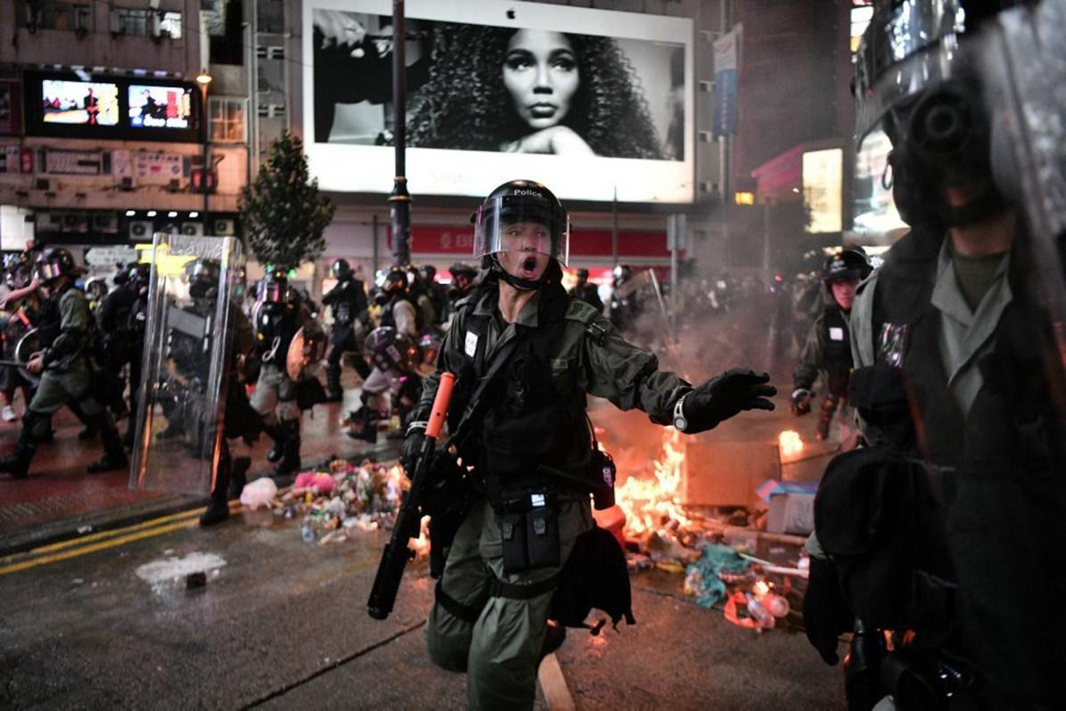 HONG-KONG-CHINA-POLITICS-UNREST