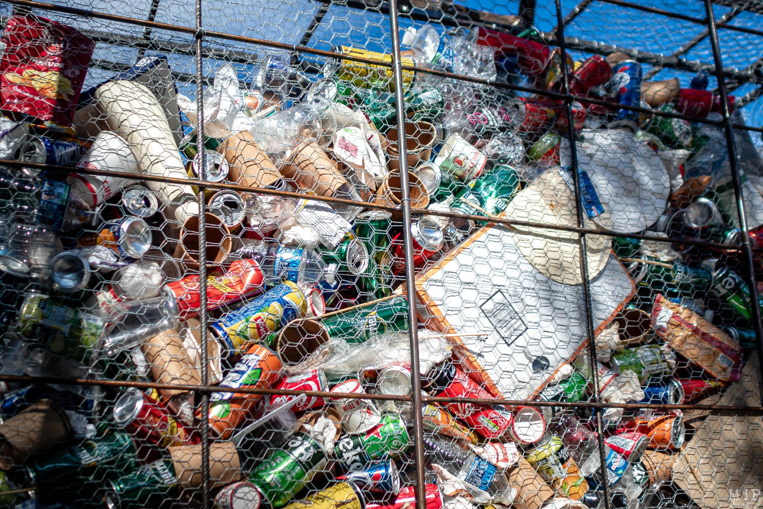 Visa pour l'Image 31e edition 2019 Septembre Perpignan recyclage