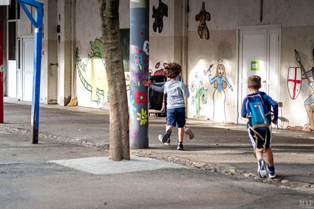 01/09/2020, Perpignan, France, Rentree scolaire ecole primaire covid-19 © Arnaud Le Vu / MiP