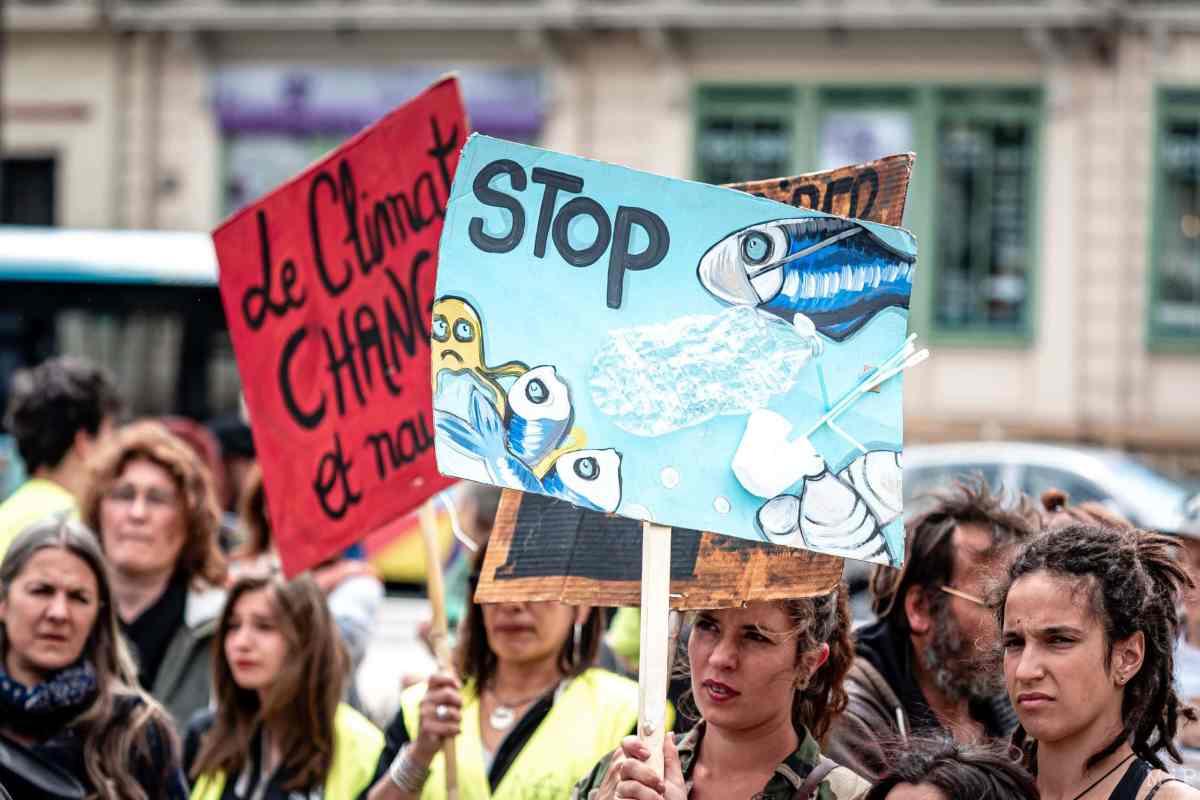 Marche pour le Climat Perpignan 25 Mai 2019