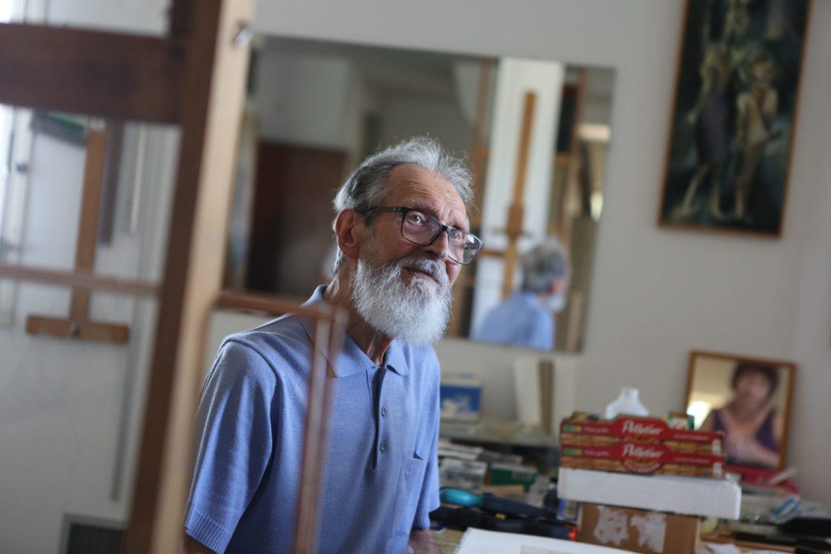 Jean Fabre expose Galerie Marianne à Argelès-sur-Mer