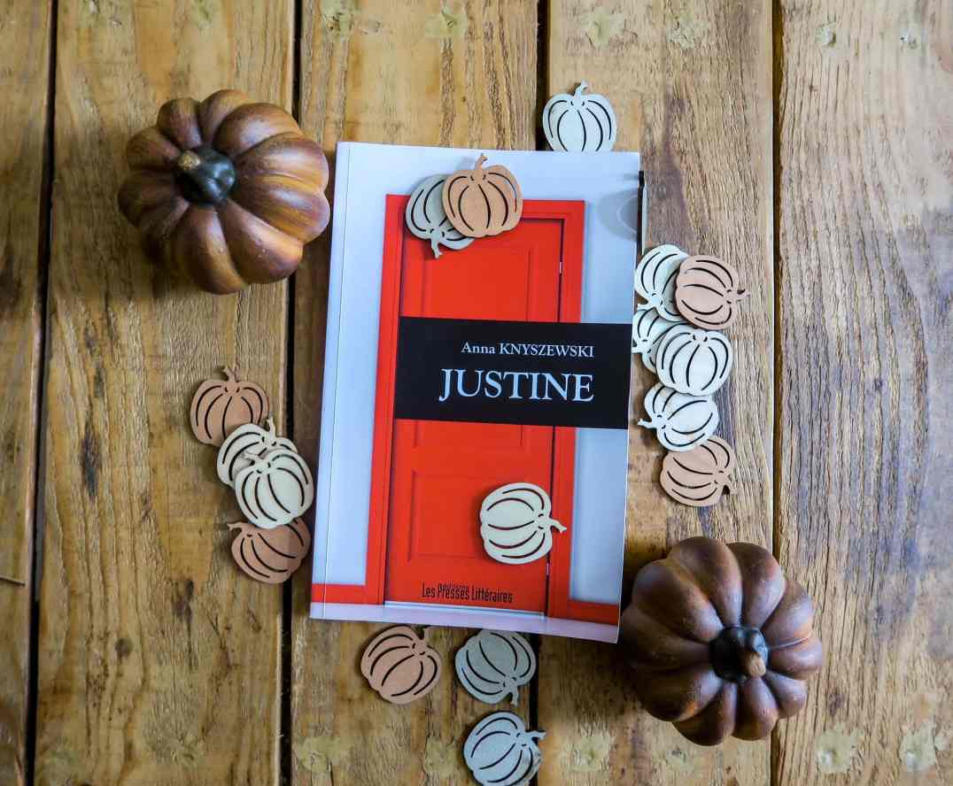 Justine - Conseil lecture KikiMagTravel