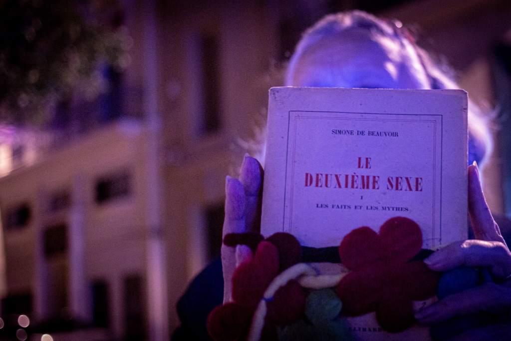 FRANCE - SOCIAL MOVEMENT - FEMINIST - RALLY FOR THE INTERNATIONAL DAY AGAINST VIOLENCE AGAINST WOMEN