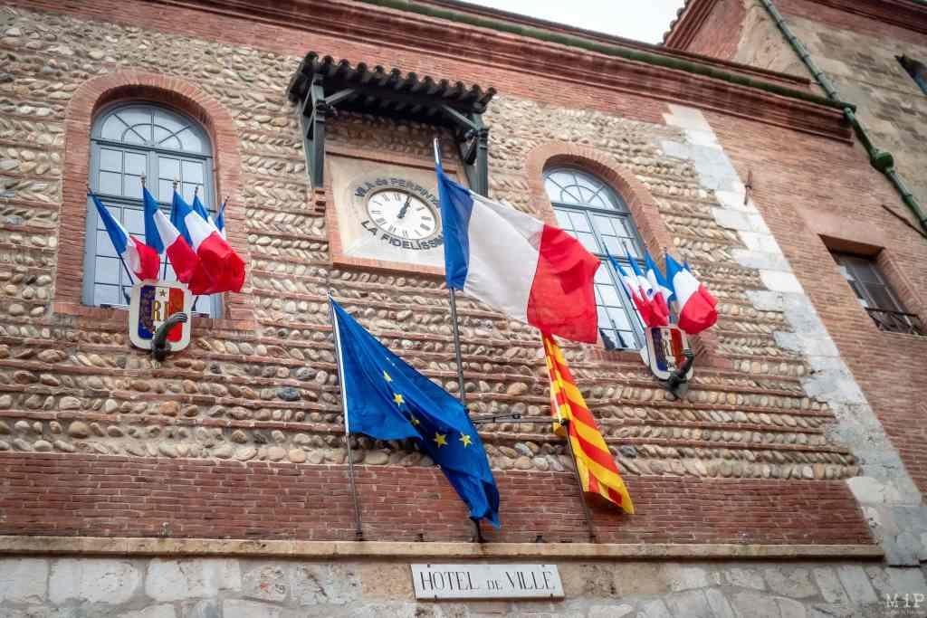 Elections municipales 1er tour Perpignan Illustrations © Arnaud Le Vu / MiP