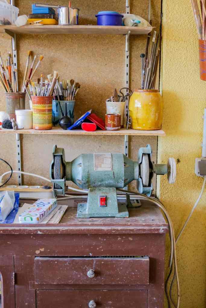 L'atelier Tout Autour de Marie-Line © KiKi Mag Travel
