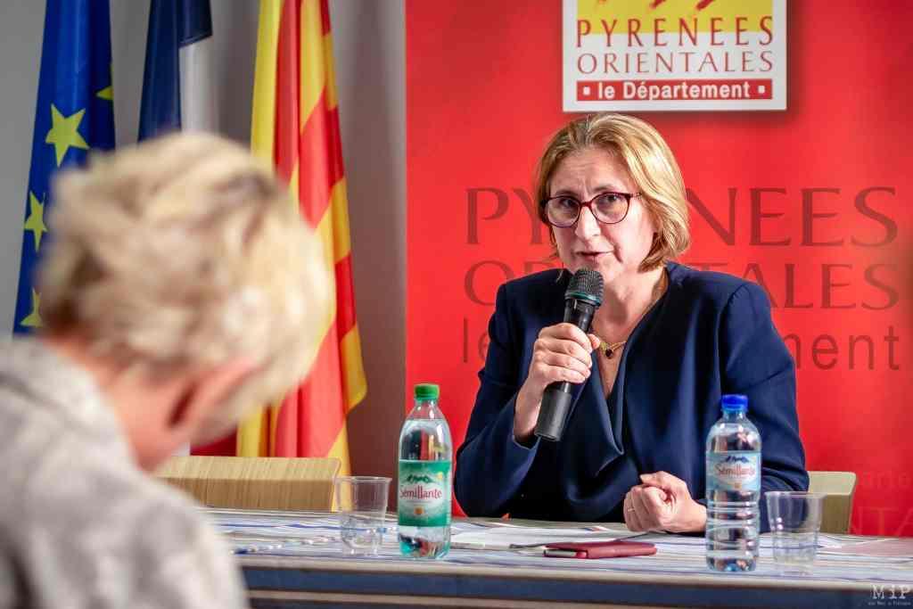 Octobre 2019 - Présentation 4e dimension Pyrénées-Méditerranée en Pays Catalan