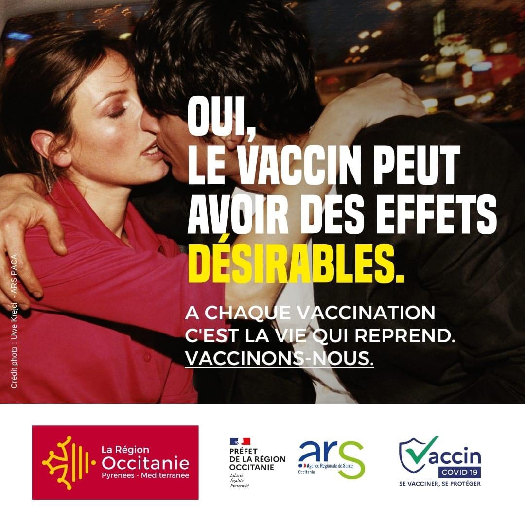 Campagne de communication ARS Occitanie