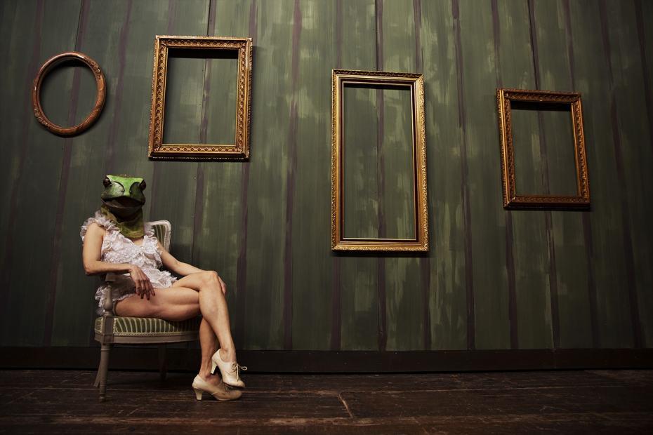 Errance en Syllogomanie © Fanny Gonin