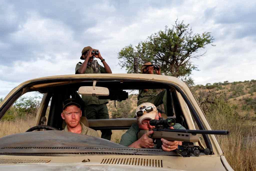 Khomas Highland, Namibie, 21 avril 2021 © Mélanie Wenger / Inland