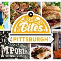 Taste test the Best Bites, of Pittsburgh's Downtown!