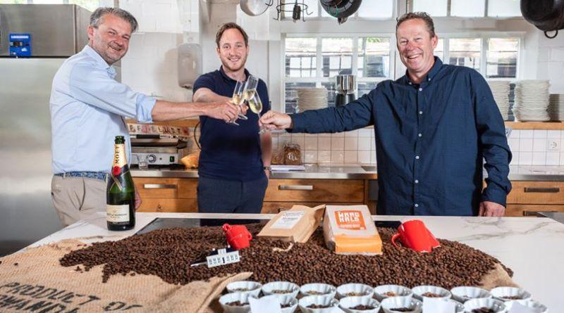 Pure Africa Coffee wint één van Nederlands' grootste koffieaanbestedingen