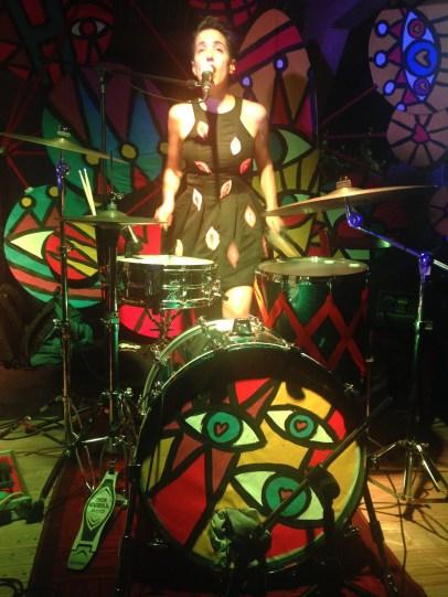 Cupcakes on Drums