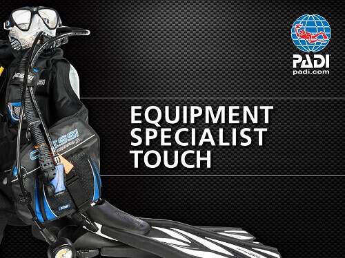 Equipment Specialist Touch
