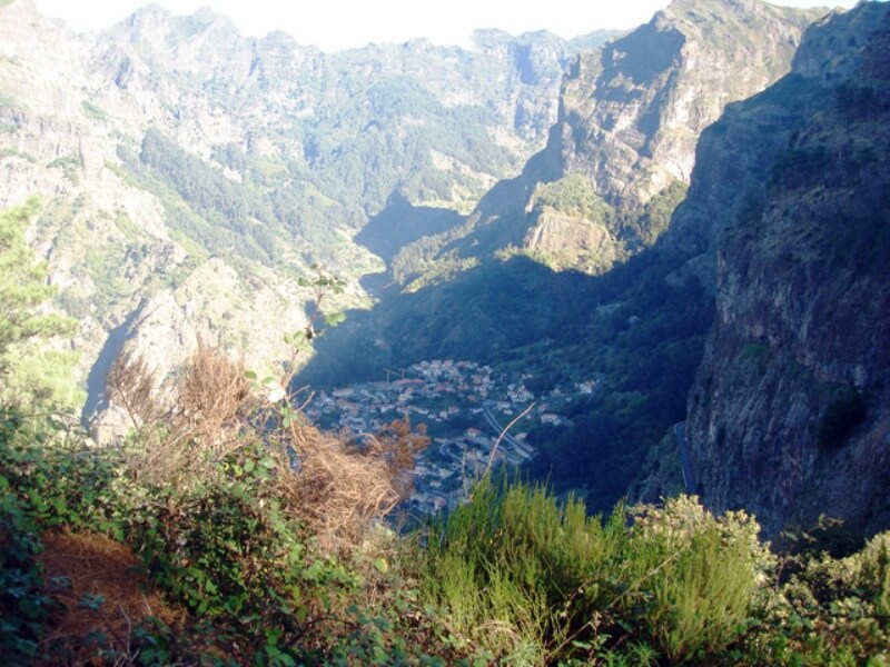 Eira do Serrado to Curral das Freiras Walk in Madeira (1)