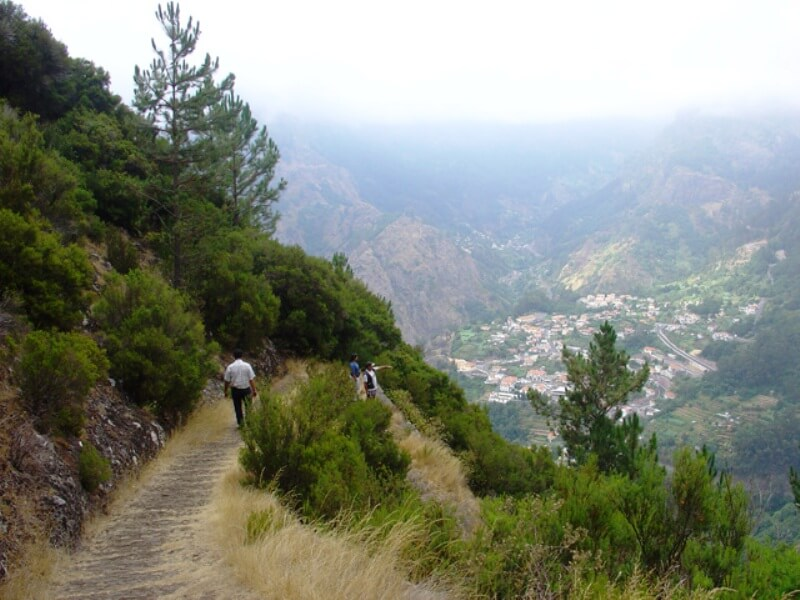 Eira do Serrado to Curral das Freiras Walk in Madeira (5)