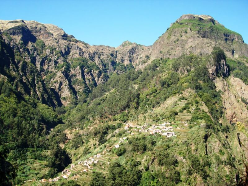 Nun's Valley Half Day Excursion in Madeira (4)