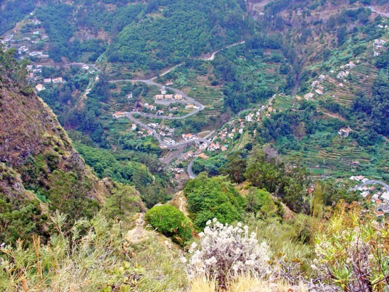 Nun's Valley Half Day Excursion in Madeira (8)