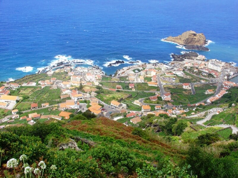 West Tour Porto Moniz Full Day Excursion