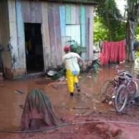 Ji-Paraná: Com subida de nível do Machado e do Urupá, famílias precisam ser removidas de áreas de risco