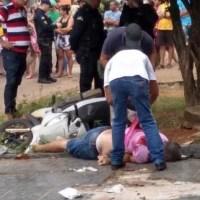 Fúria mortal toma conta: Cinco crimes contra a vida são registrados em apenas 24 horas no Estado