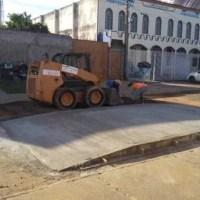 Mais segurança: Ruas de Ji-Paraná começam a receber faixas elevadas