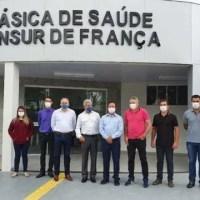 Mais Saúde para Vilhena: Unesc entrega ampliação do posto de saúde Afonso Mansur para a Prefeitura
